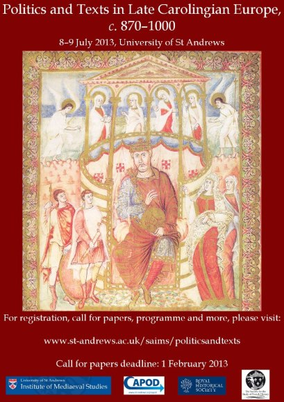 Carolingian Poster