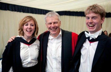 Steve Murdoch Graduation 2010