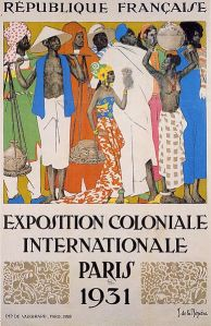 1931 colonial exhibition