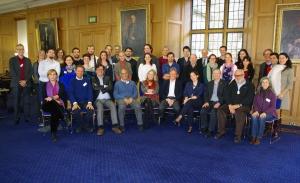 PIMIC opening workshop, St Andrews