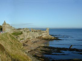 St_Andrews_Castle_Scotland