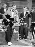 Bill Haley and Franny Beecher