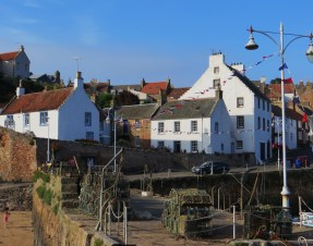 The picturesque East Neuk: well worth a visit! By Bernard Blanc, CC BY-NC-SA 2.0.