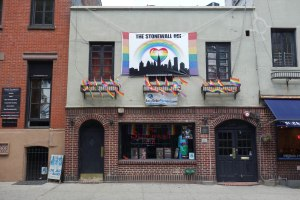 Stonewall Inn: Taken by Scott Beale/ Laughing Squid (laughingsquid.com), CC BY-NC-ND 2.0